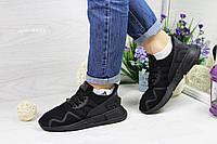 Кроссовки Adidas Equipment ADV 91-17 (черные) женские кроссовки адидас adidas