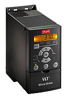Преобразователь частоты Danfoss VLT Micro Drive FC-51 (0,37 кВт; 380 В), фото 1