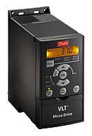 VLT Micro Drive FC-51 (0,18 кВт; 230 В) Преобразователь частоты Danfoss