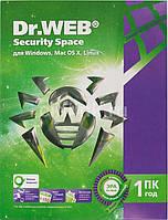 Dr.Web/Доктор Веб Security Space 1 Год 1 ПК 1моб +150дней REG FREE
