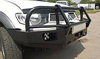 Силовой бампер Mitsubishi L 200