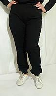 Літні спортивні штани з манжетами в різних кольорах Штаны летние большие размеры