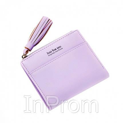 Кошелек Amelie Mini Light Purple, фото 2