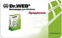 Dr.Web/Доктор Веб Антивирус продление 1 Год 1 ПК + 1 моб REG FREE