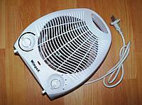 Обогреватель электрический Wimpex FAN HEATER WX-424 бытовой тепловентилятор  дуйка, дуйчик