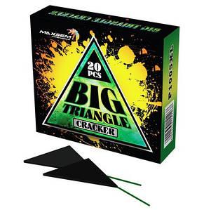 Фитильные петарды Big Triangle P1005 XL, 20 шт