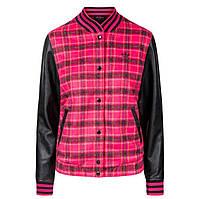100% оригинал. Женская весенняя, осенняя куртка  для активного отдыха adidas Originals Tartan Ladies College