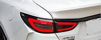 Mazda 6 оптика задняя тюнинг, фонари LED черные / taillights Atenza smoked black LED