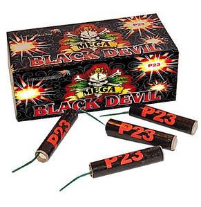 """Петарда P23 """"Black Devil"""" 40 шт"""