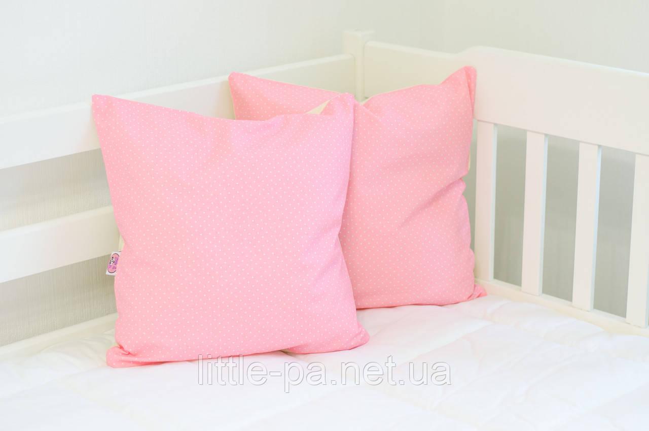 """Хлопковая подушка для детской кроватки """"Ассоль"""""""
