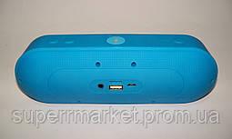 Блютуз колонка Mll-60 wireless speaker, синяя, фото 3