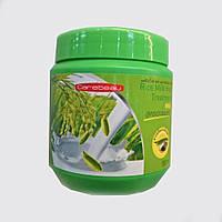 Питательная укрепляющая маска для волос с рисовым молочком Carebeau / Carebeau Rice Milk Hair Treatment 500 ml