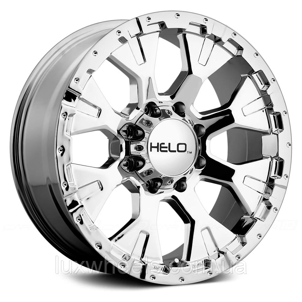 HELO HE878 Chrome