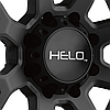 HELO HE878 Satin Black, фото 3