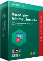 Kaspersky/Касперский Internet Security 2017-2018 1ПК 6МЕС REG FREE