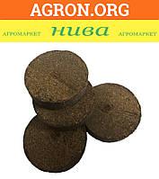 Торфяные таблетки диск диаметр 27 мм 36 мм 42 мм 27