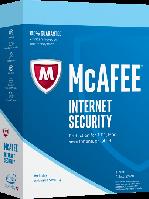 McAfee Internet Security 2017 - 5 ЛЕТ / 1 ПК REG FREE