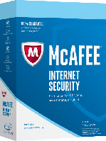 McAfee Internet Security 2017 - 5 ЛЕТ / 1 ПК REG FREE