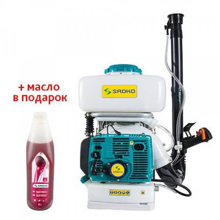 Опрыскиватель бензиновый Sadko GMD-5714, фото 2