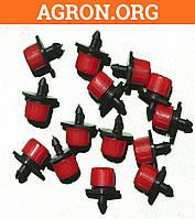 Капельница регулируемая 0-70 л/ч Presto - Фитинги для Капельной ленты и трубки
