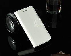 Чехол для Huawei Y3 II / Y3 2 книжка кожа PU белый