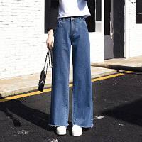 Стильные джинсы клеш, фото 1