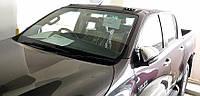 Toyota Hilux Revo 2014  спойлер крыши с LED габаритами