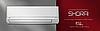 Кондиционер Toshiba  серия Shorai inverter модель RAS-13PKVSG-E/RAS-13PAVSG-E