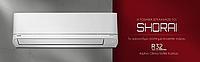 Кондиционер Toshiba  серия Shorai inverter модель RAS-13PKVSG-E/RAS-13PAVSG-E, фото 1