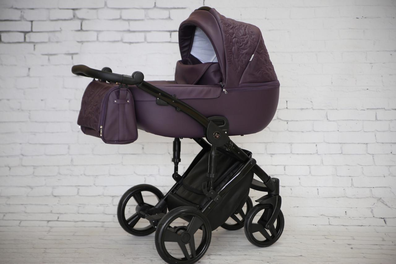 Детская коляска 2 в 1 Junama Enzo Ecco 03