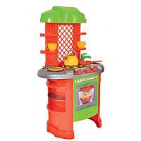 """Игрушка """"Кухня 7 ТехноК"""", арт. 0847, детская игровая кухня, набор, посудка, плита"""