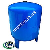 Бак для воды вертикальный  гидроаккумулятор 80 л EUROAQUA