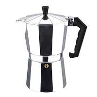 Гейзерная кофеварка эспрессо на 12 чашек San ignacio SG-3509