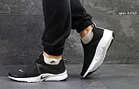 Кроссовки Nike Air Presto (черно белые) кроссовки найк nike
