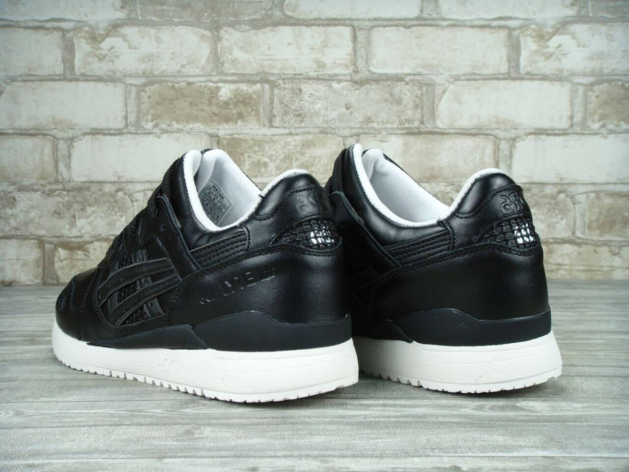 Кроссовки Asics Gel Lyte 3 Black Leather купить в Киеве  ea78885fb5bcf