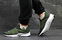 Кроссовки Nike Air Presto (темно зеленые) кроссовки найк nike