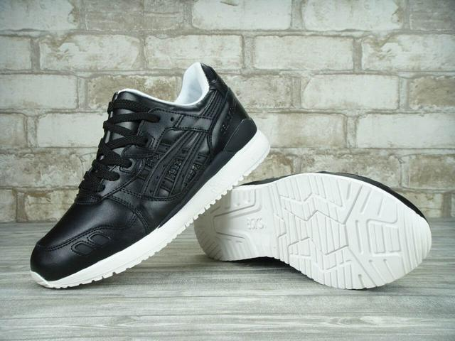 Asics Gel Lyte 3 Black Leather