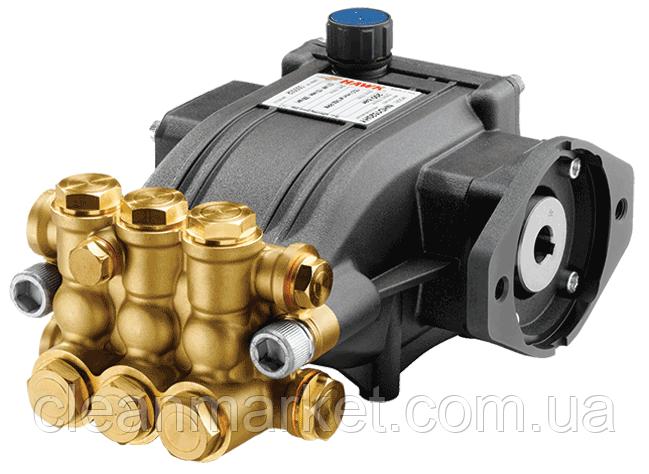 HAWK NHD 1520HYL плунжерный насос (помпа) высокого давления c фланцем гидравлического мотора