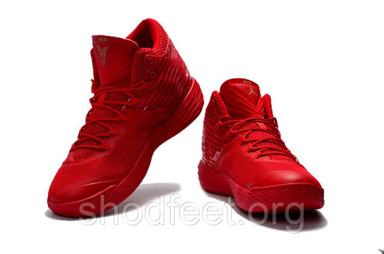 289b72f5 Женские баскетбольные кроссовки Nike Jordan Melo M13 Red: продажа ...