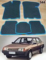 Коврики на Lada (Ваз) 21099 '90-11. Автоковрики EVA