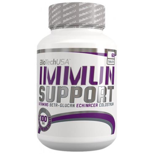 Витамины BioTech Immun Support 60 tabs