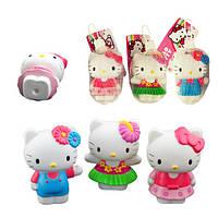 Пищалка капитошка Hello Kitty/Хелло Китти (игрушка для ванной): 3 вида