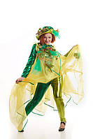 Карнавальный костюм для взрослых аниматоров Кикимора