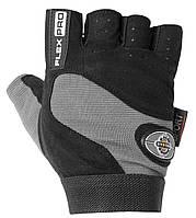 Спортивные перчатки без пальцев для фитнеса
