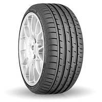 Летние шины Continental ContiSportContact 3 255/45R19 100Y