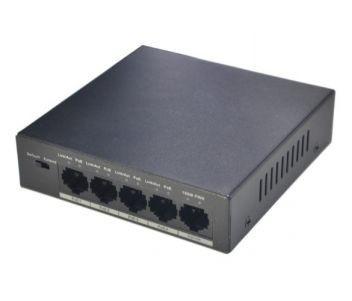 4-портовый неуправляемый POE коммутатор Dahua PFS3005-4P-58