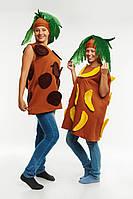 Карнавальный костюм для взрослых аниматоров Пальма
