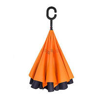 Модный ветрозащитный зонт Up-Brella