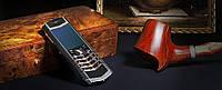 Мобильный телефон VERTU SIGNATURE S DESIGN BLACK PVD RED GOLD