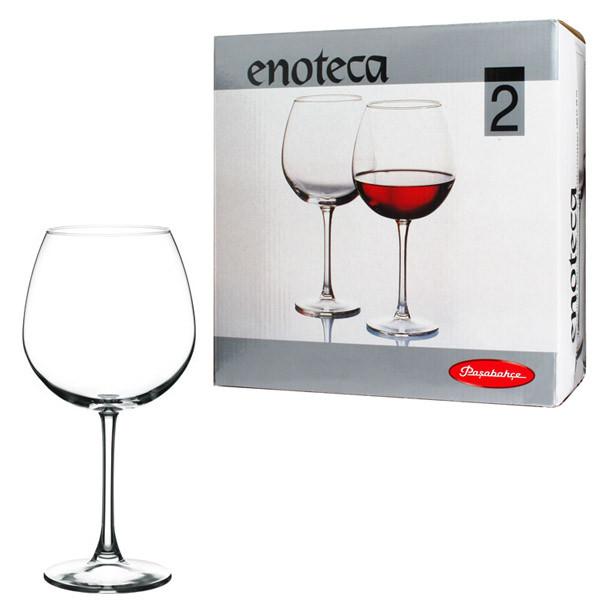 Набор бокалов для вина Pasabahce Enoteca 780мл. 2шт.